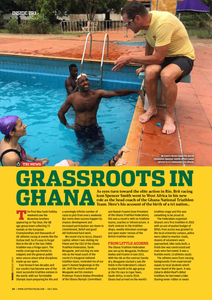 Grassroots in Ghana Article